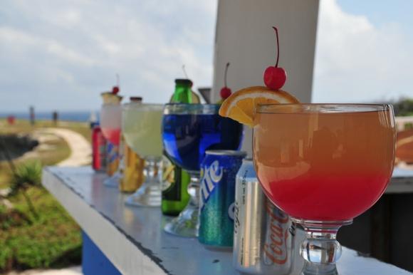 Koktejli …