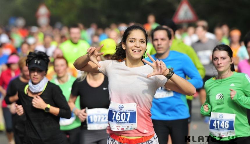 Obrazi ljubljanskega maratona
