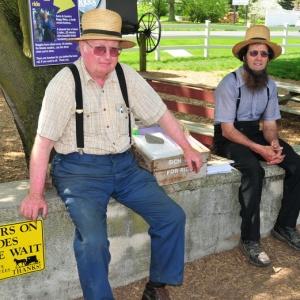 Pivci mleka so boljši ljubimci – Med Amiši v Pennsylvaniji