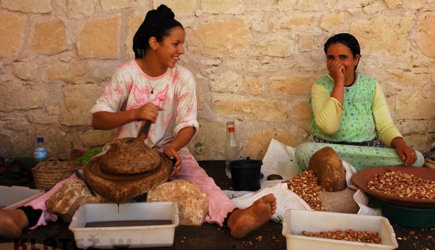 Arganovo olje, maroško tekoče zlato