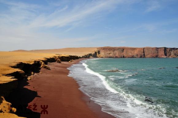 Paracas – perujski Galapagos