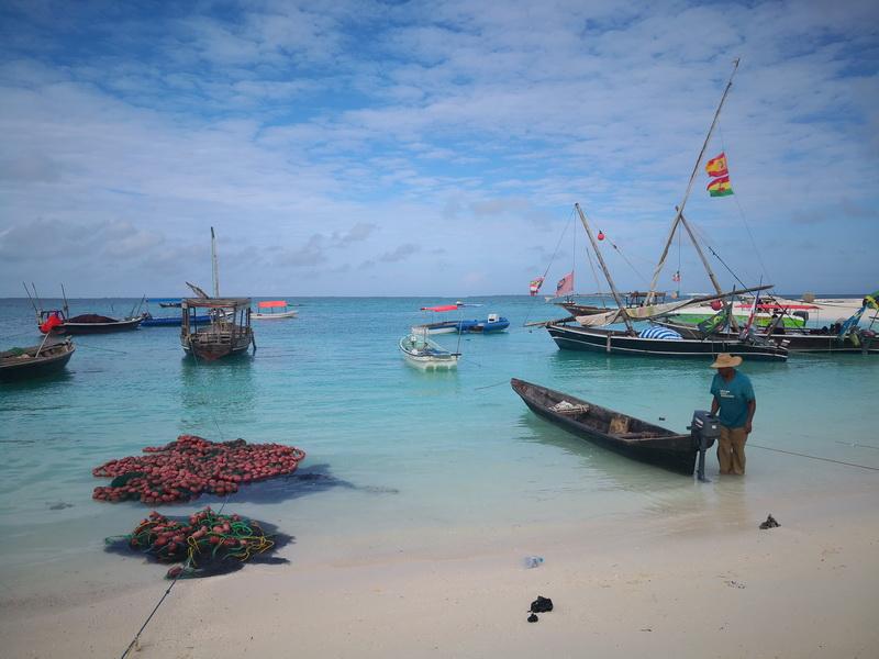 Tanzanija in Zanzibar, 10. avgust
