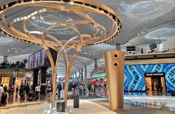 Novo carigrajsko letališče