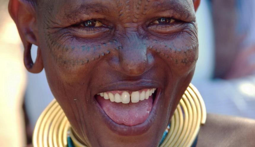 Tanzanijsko pleme Datoga