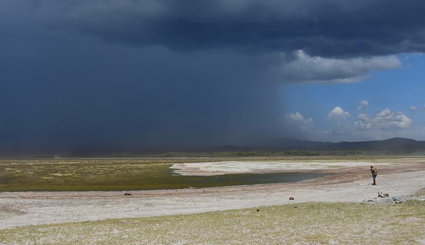 Izven uhojenih poti – tanzanijsko jezero Eyasi