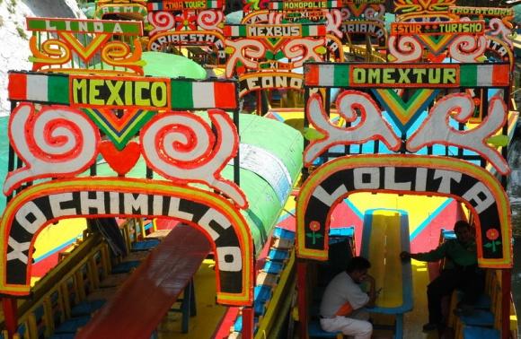 Xochimilco – Oaza sredi velikega mesta