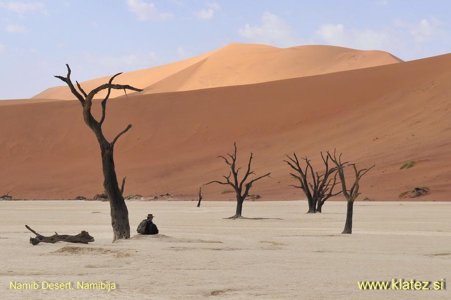 Potopisno predavanje: Namibija, 18.10.,   Knjižnica Šiška